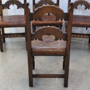 17th Century Dining Chairs