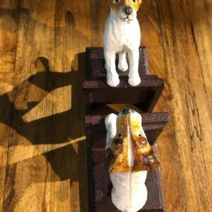 Vintage Style Terrier Book Ends