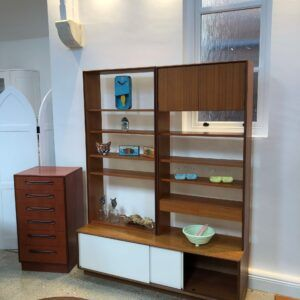 G-Plan 1970's Teak Wall Unit