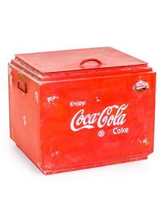 Cola Storage Box with Bottle Opener